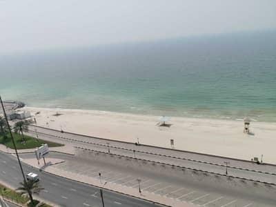 3 Bedroom Apartment for Rent in Corniche Ajman, Ajman - SUPER APARTMENT 3BHK DUBLEX SIZE AVAILABLE FOR RENT CORNICHE RESIDENCE TOWERS AJMAN