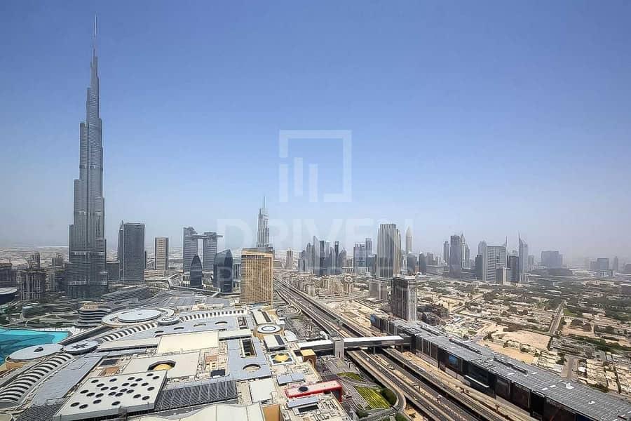13 Desirable   Huge Apt   Burj Khalifa View