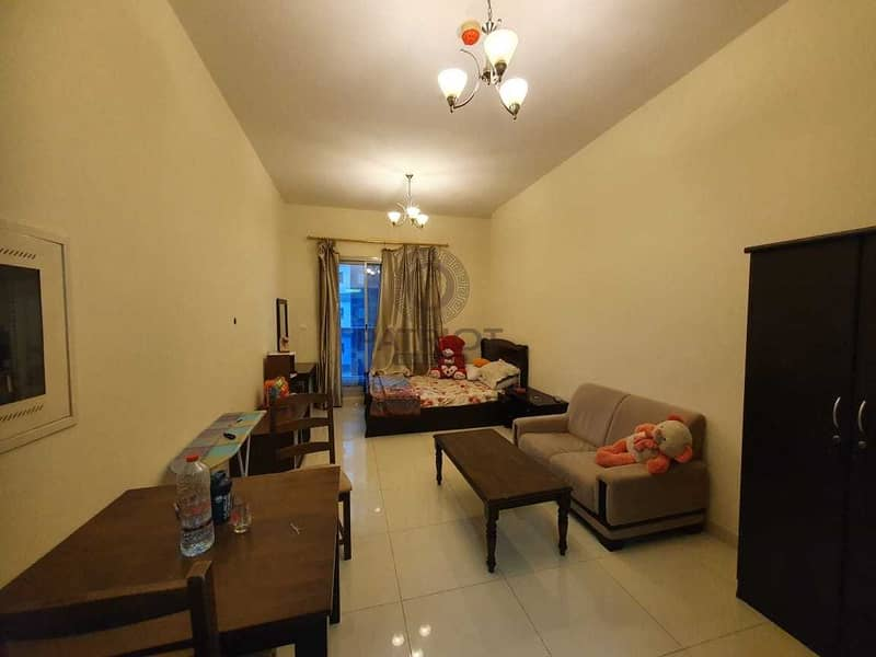 GENUINE LISTING   FULLY FURNISHED SPACIOUS STUDIO FOR SALE   ELITE-3