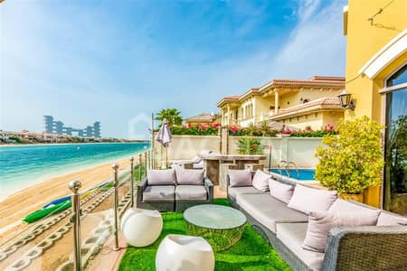 5 Bedroom Villa for Rent in Palm Jumeirah, Dubai - Must See / Luxurious /Unfurnished /Vacant now!