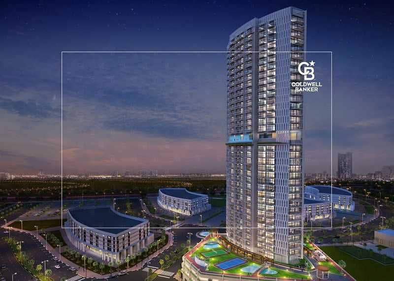 Brand New Fully Furnished 1 Bedroom  on High Floor
