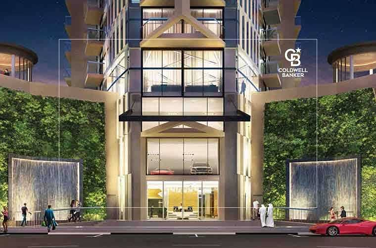 3 Brand New Fully Furnished 1 Bedroom  on High Floor