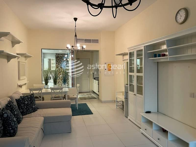 Fully Furnished  Spacious Studio w/ Sunset Views