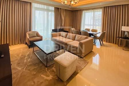 3 Bedroom Apartment for Sale in Downtown Dubai, Dubai - Luxurious Unit w/ Full Burj Khalifa View