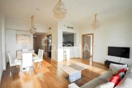 Luxury 2 Bedroom / Furnished / Garden View