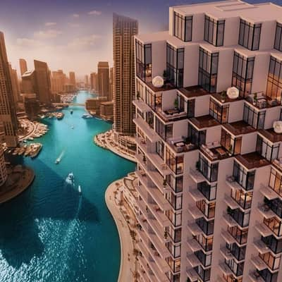 Affordable studio in Dubai Marina for sale