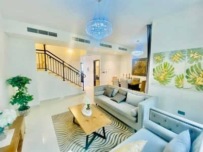 3 Bedroom Villa for Sale in DAMAC Hills 2 (Akoya Oxygen), Dubai - Fully Furnished   3 BR Plus Maid's   Brand New