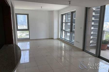 فلیٹ 1 غرفة نوم للايجار في وسط مدينة دبي، دبي - 1 Bedroom | Study | Standpoint | Tower B