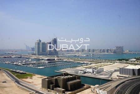 شقة 1 غرفة نوم للايجار في دبي مارينا، دبي - 1 B/R   High Floor   Sea Panoramic View
