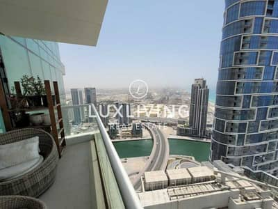 3 Bedroom Apartment for Sale in Jumeirah Beach Residence (JBR), Dubai - Stunning Sea & Marina View   3 Beds + Maids