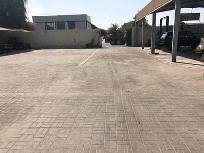 Industrial Land for Rent in Al Quoz, Dubai - ROAD FACING INDUSTRIAL LAND IN ALQUOZ 18000 SQFT AED: 250K