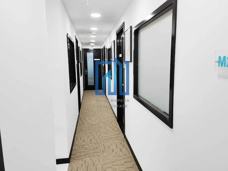 2 Furnished Fitted Offices | Well Serviced | Vacant