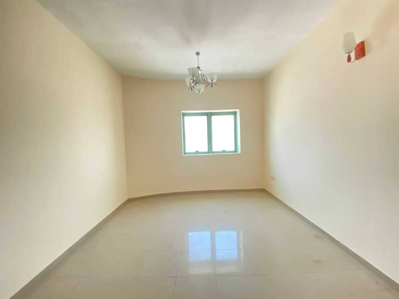 Chiller free one month free 2bhk with balcony 6cheques near al nahda park