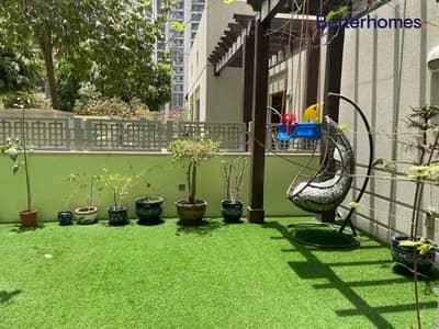 1 Bedroom Villa for Rent in Downtown Dubai, Dubai - Private Garden  Spacious living  Chiller Free