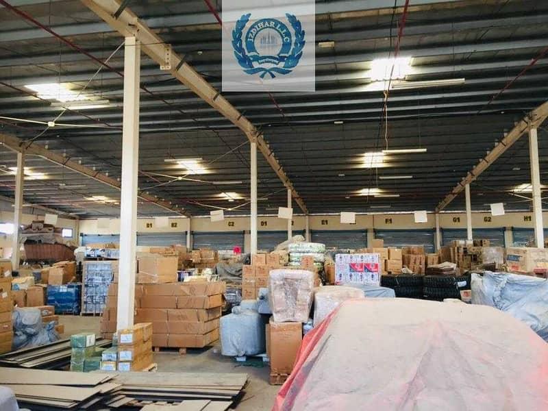 مستودع في المنطقة الصناعية 18 المنطقة الصناعية 720000 درهم - 5311183