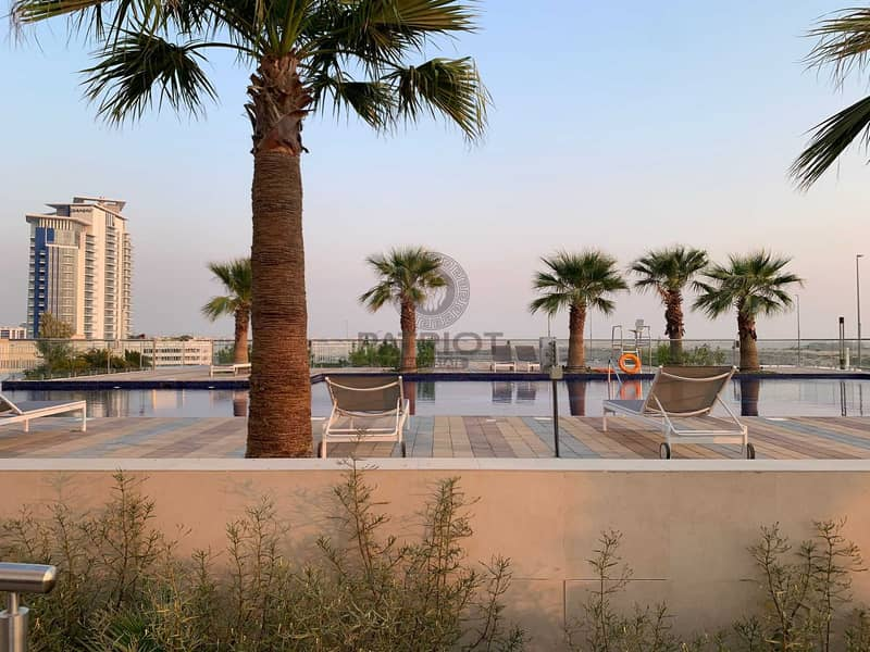 15 Beautiful 1Bdr Apartment with Huge Balcony