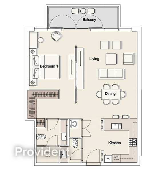 29 Exclusively Managed | Brand New | With Balcony