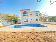 HUGE 5 B/R + MAID'S l FULLY INDEP l PVT SWIMMING POOL + GARDEN