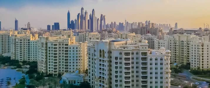 3 Bedroom Flat for Sale in Palm Jumeirah, Dubai - Shoreline / Type A  3 + M / Vacant