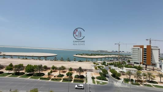 1 Bedroom Apartment for Rent in Al Raha Beach, Abu Dhabi - Brand New │ Stunning Sea View │ High Quality