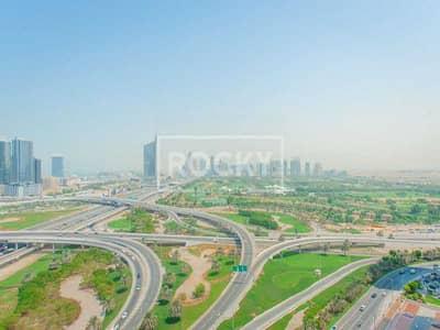 فلیٹ 2 غرفة نوم للبيع في أبراج بحيرات الجميرا، دبي - Full Golf Course   High Floor   plus Maids   Tamweel Tower