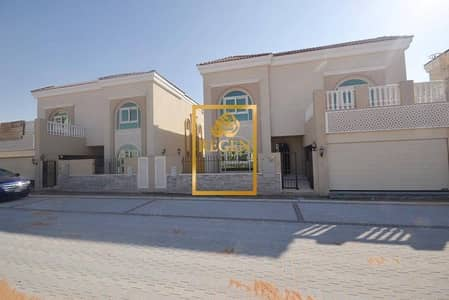 5 Bedroom Villa for Sale in Jumeirah Village Circle (JVC), Dubai - Absolutely The Best in JVC !! Luxurious Finishes Park Facing with Pool - Five Bedroom Villa For Sale