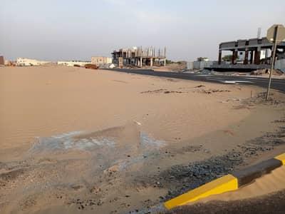 Plot for Sale in Al Zahya, Ajman - GOOD FOR INVESTMENT: CORNER RESIDENTIAL INVESTMENT PLOT FOR SALE