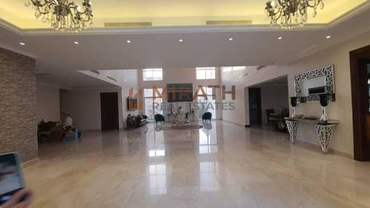 فیلا 6 غرف نوم للايجار في البرشاء، دبي - AWESOME 6BR WITH  PRIVATE GARDEN FOR RENT