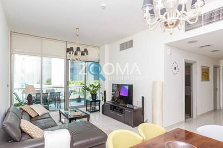 شقة 2 غرفة نوم للبيع في مدينة ميدان، دبي - Spacious 2 BR+Maid   Well-maintained   Rented