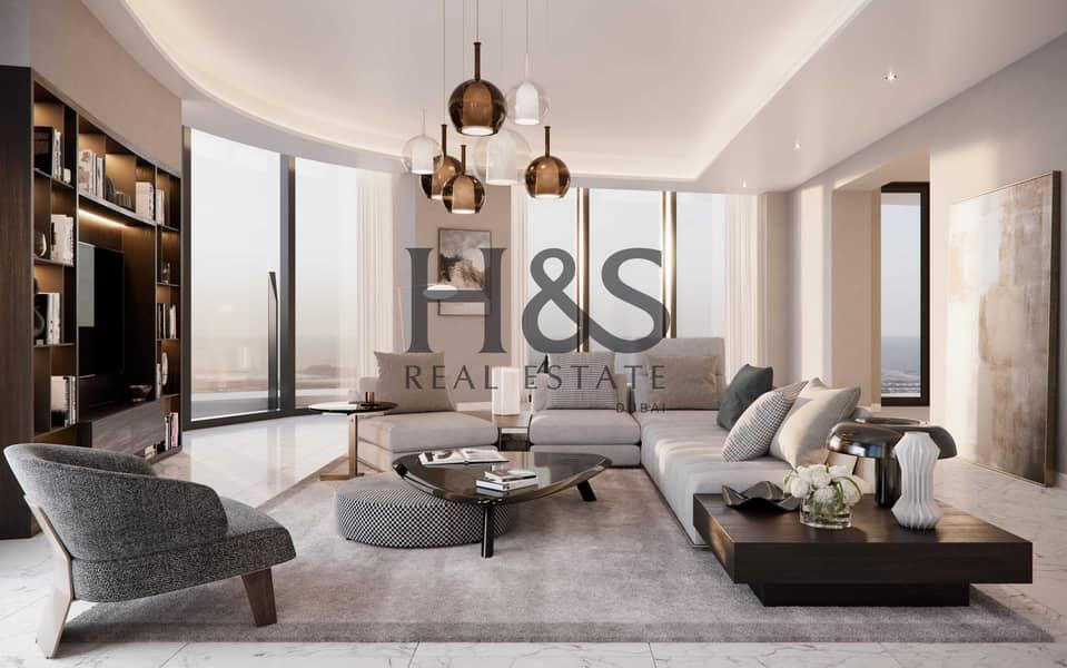 Full Burj Khalifa View |Luxurious - Penthouse 4 Beds |IL Primo