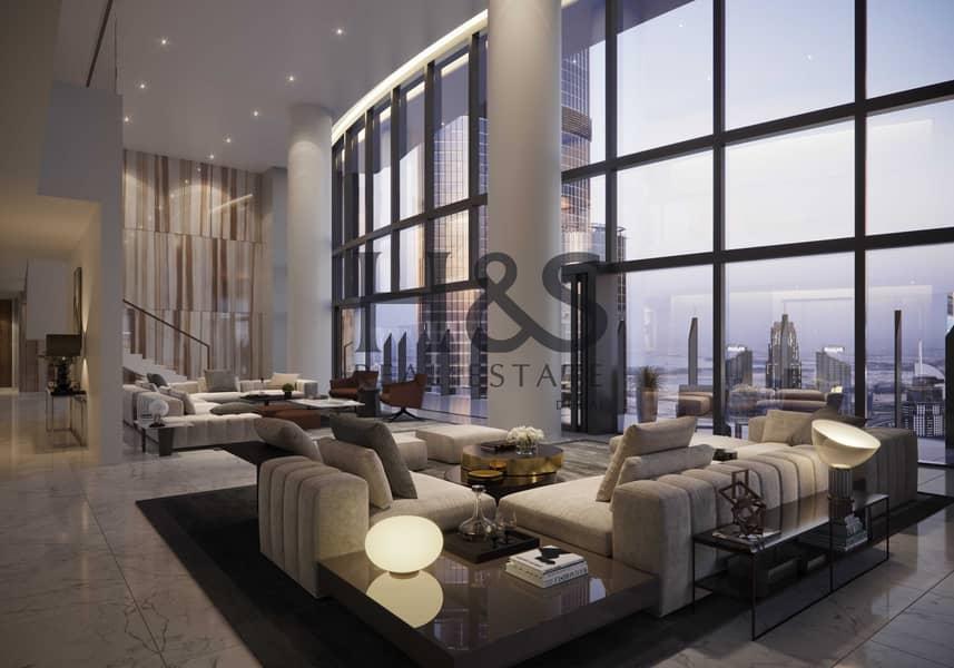 2 Full Burj Khalifa View |Luxurious - Penthouse 4 Beds |IL Primo