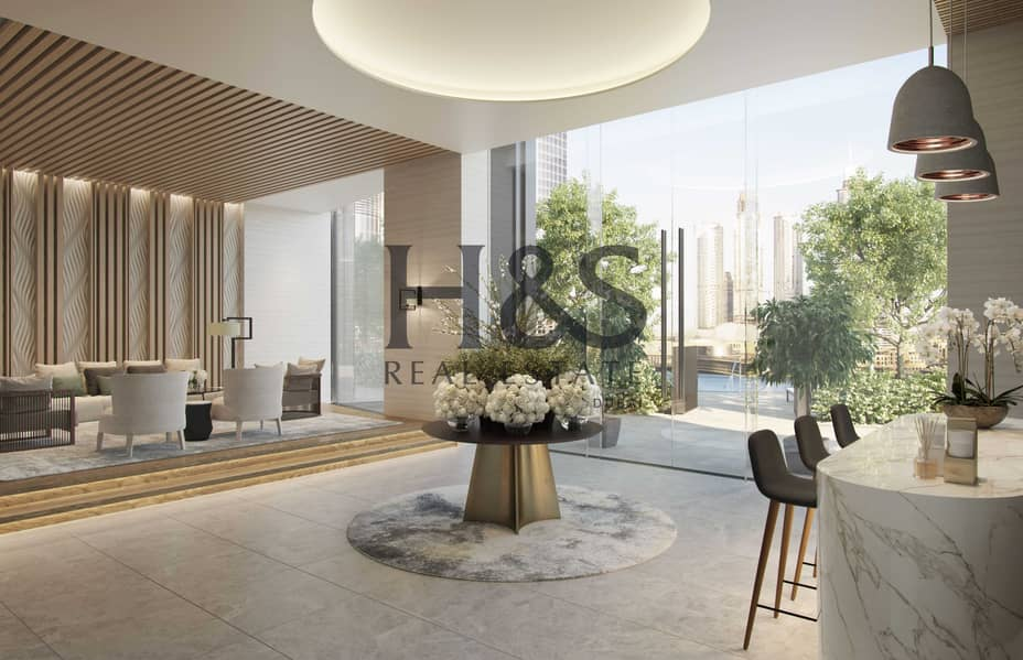 17 Full Burj Khalifa View |Luxurious - Penthouse 4 Beds |IL Primo