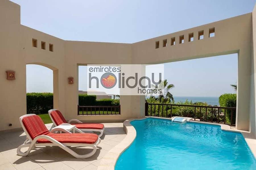 2 Stunning Ocean View - 5* Resort Living - Furnished