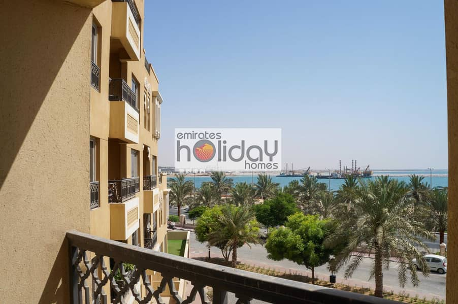 شقة في باب البحر جزيرة المرجان 250000 درهم - 5282397