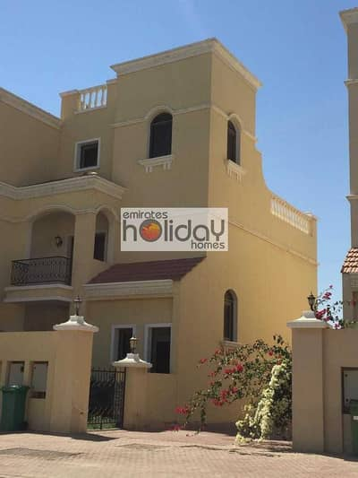 4 Bedroom Townhouse for Sale in Al Hamra Village, Ras Al Khaimah - Exclusive - Lagoon Views - Private Pool - Furnished