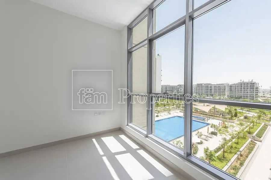 10 Acacia - Pool and Park View - 2 Bed - For Sale