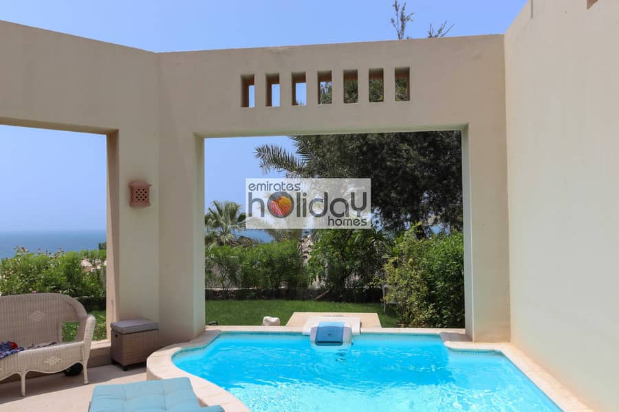 5* resort living - Private Pool - Fully Furnished