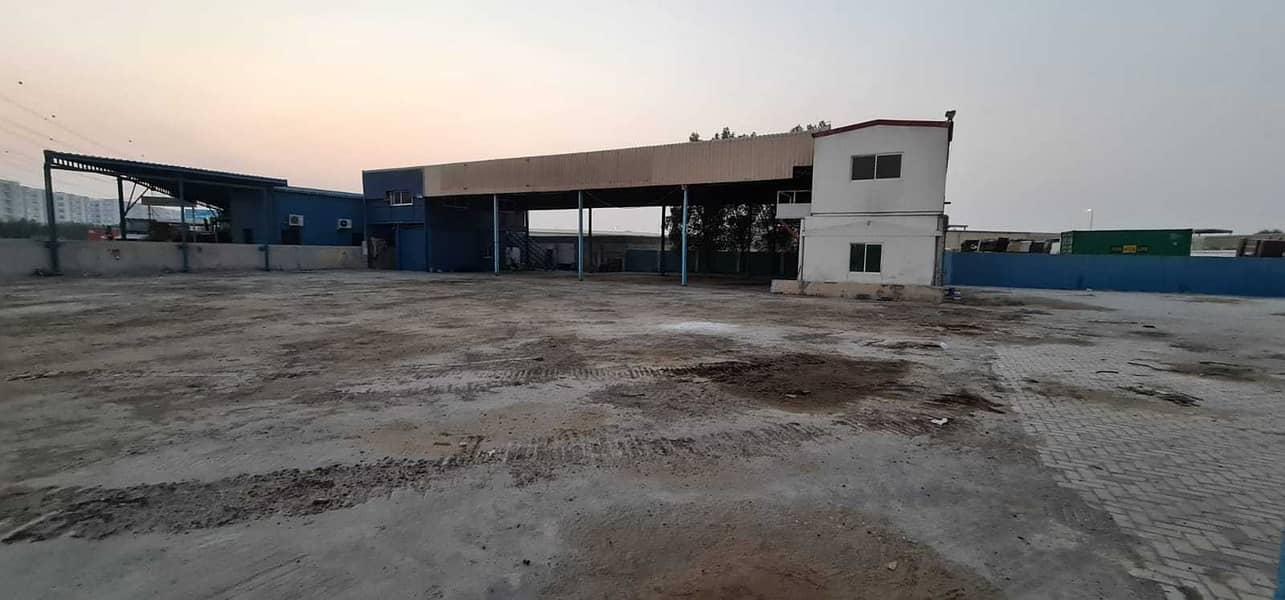 ارض صناعية في المنطقة الصناعية 10 المنطقة الصناعية 400000 درهم - 5312165
