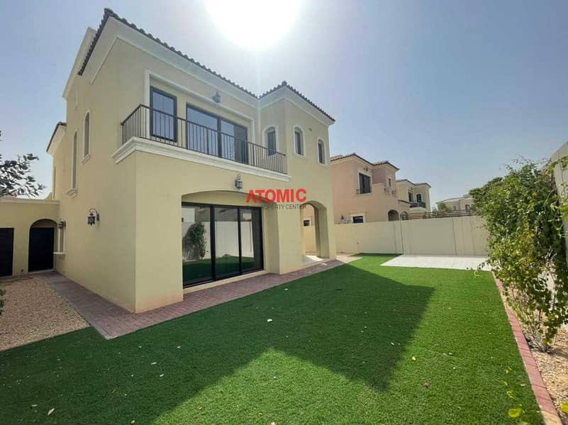 HOT DEAL! Type 2 ! 4 Bedroom !Large Layout-ARABIAN RANCHES