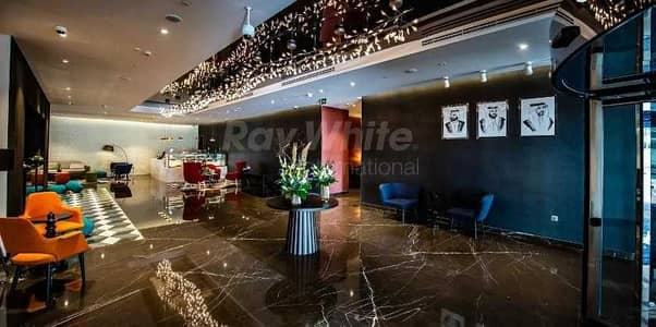 Studio for Rent in Al Sufouh, Dubai - Fully Furnished Next to Media City Studio for Rent