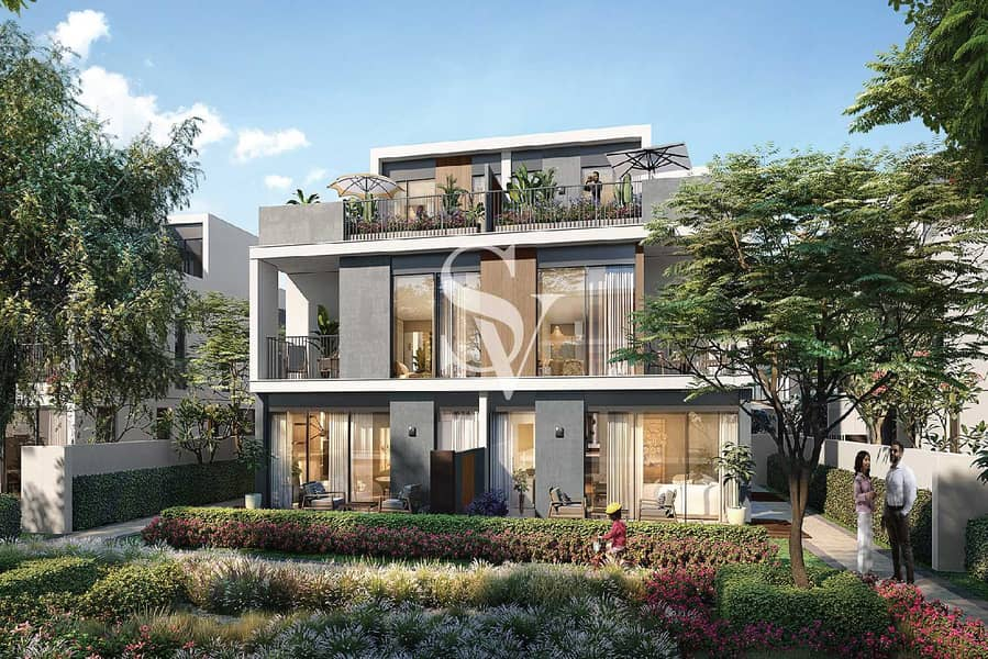 2 FINAL PHASE! Luxury 4BR Villa Next to Lagoon