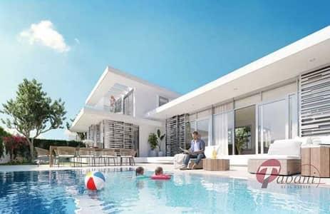 5 Bedroom Villa for Sale in Tilal Al Ghaf, Dubai - Crystal Lagoon | Large+Garden Suite |No Commission