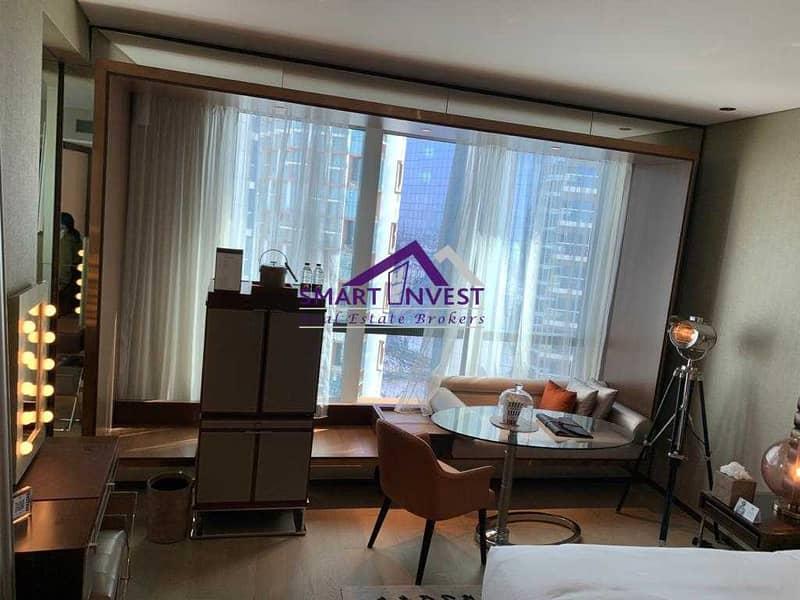 Brand New | Damac Paramount Hotel Apartment | AED 900K