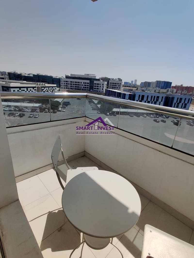 1 BR +  Study Apt. for rent in Dubai Silicon Oasis for AED 50k/Yearly.
