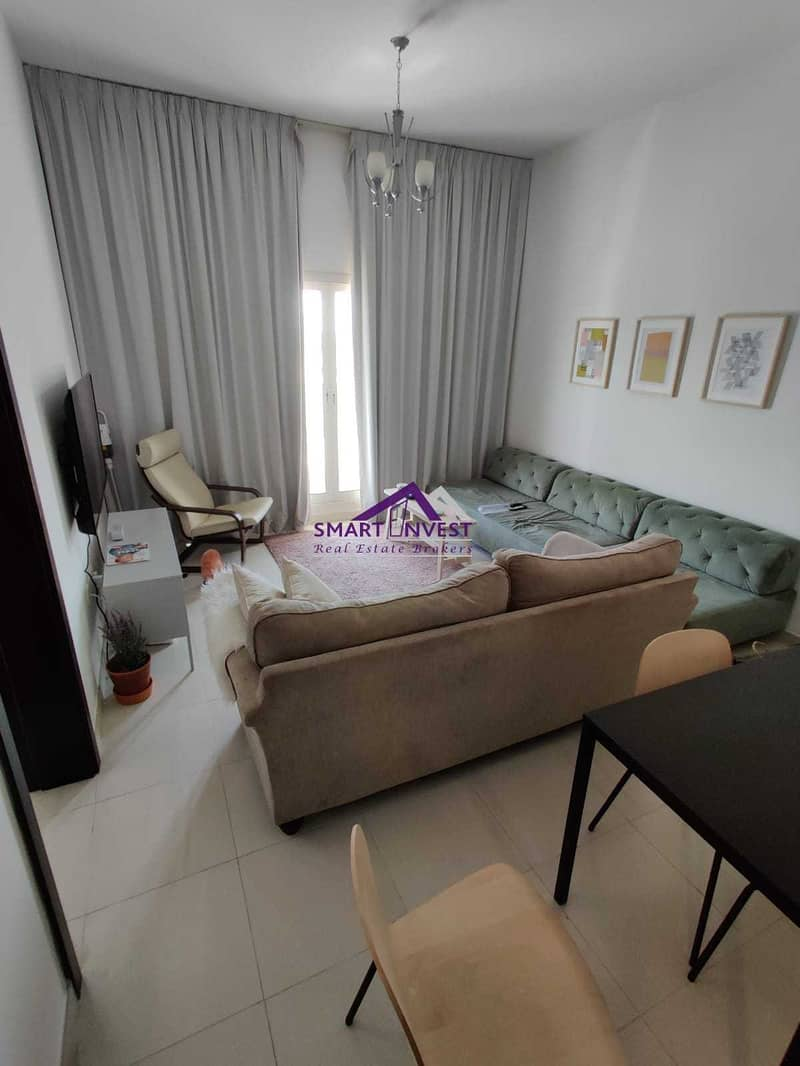 2 1 BR +  Study Apt. for rent in Dubai Silicon Oasis for AED 50k/Yearly.