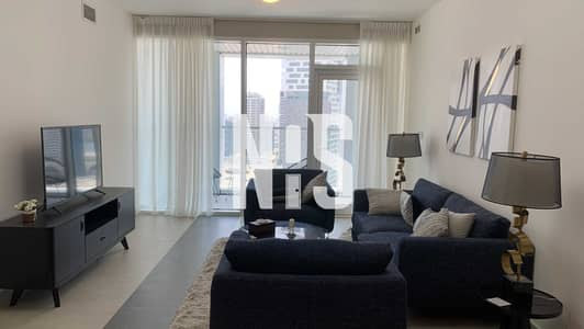 2 Bedroom Apartment for Rent in Al Reem Island, Abu Dhabi - Spacious & Elegant Unit With Balcony  | City view .