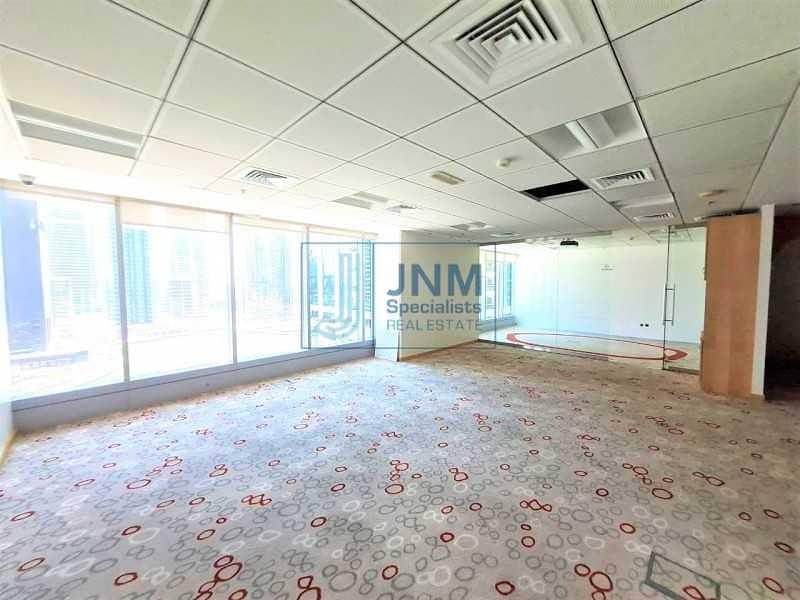 Full lake view | next to JLT metro| Meeting room