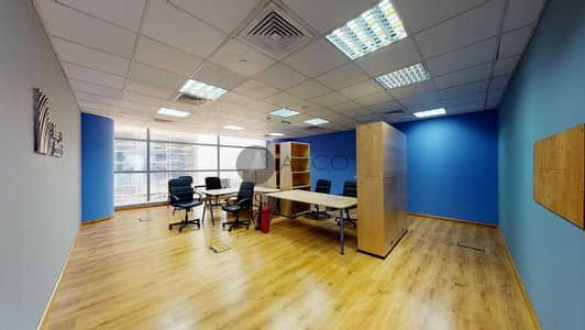 Office for Rent in Dubai Media City, Dubai - Huge Layout l Chiller Free | Sea View