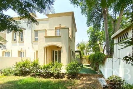 2 Bedroom Villa for Rent in The Springs, Dubai - Type 4E | Vacant | Well Maintained