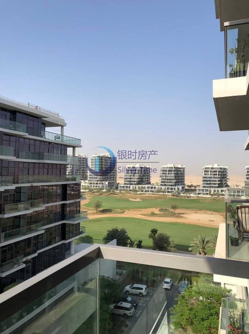 Stunning Golf Course View  | Spacious 1BR | Vacant